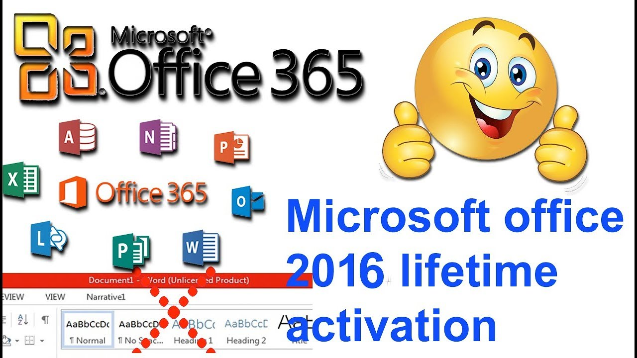 ms office 2016 activator filehippo