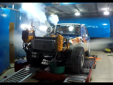 1500HP+ Toyota Engine Blow Up i Dyno