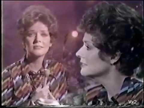 Polly Bergen sings The Way We Were - 1975 video