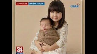 Very cute at sweet ang kids ng Dantes Squad sa kanilang photoshoot!...
