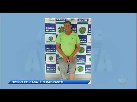 Idoso é preso após ser acusado de abusar da enteada em Goiás