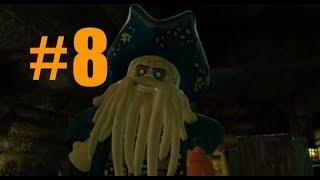 LEGO Pirates of the Caribbean #8 the Dutchman