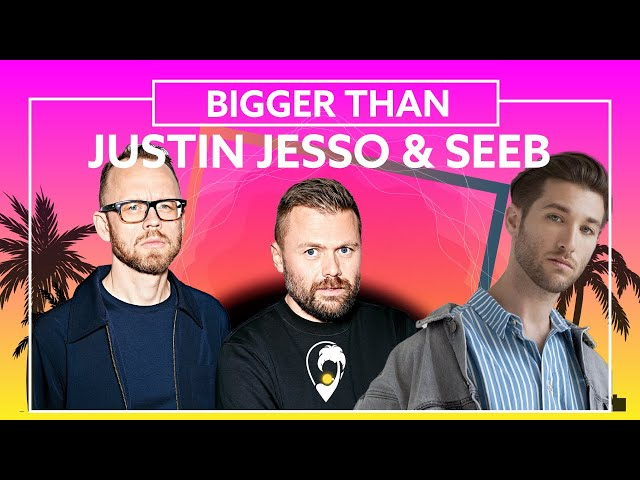 Justin Jesso & Seeb - Bigger Than [Lyric Video]