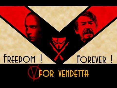 V for Vendetta (2006) Hugo Weaving kill count re-upload