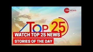 Top 25 News: Watch top 25 news stories of today, June 15th, 20…