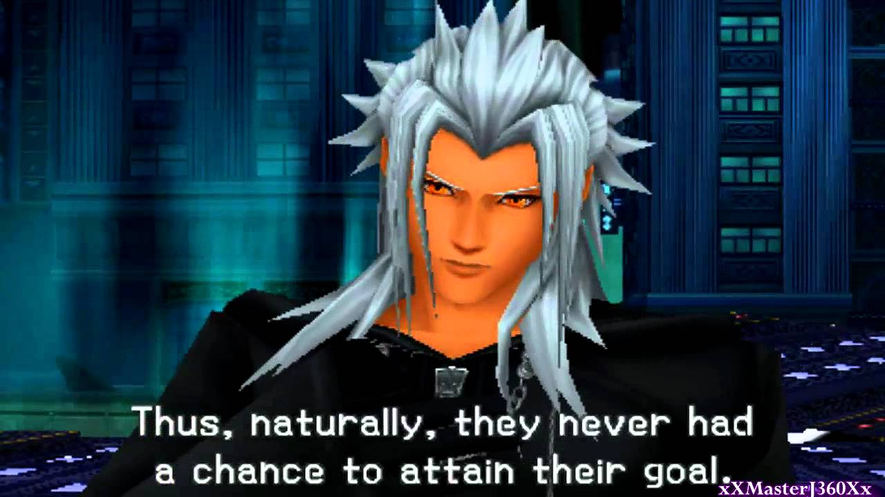Image result for xemnas