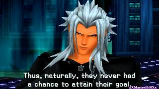 Kingdom Hearts Dream Drop Distance: Sora Vs Xemnas 3DS