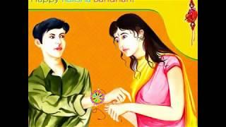 Beautiful Happy Raksha Bandhan 2017 Wishes, Greetings, Images, Pictures, Photos WhatsApp Video