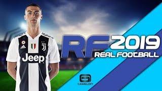 حصريا : تحميل لعبة REAL FOOTBALL 2019 للأندرويد بحجم صغير وباخر الانتقالات 🔥