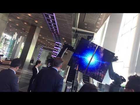 H.E. Tech Ambassador Casper Klynge visits Seoul, South Korea