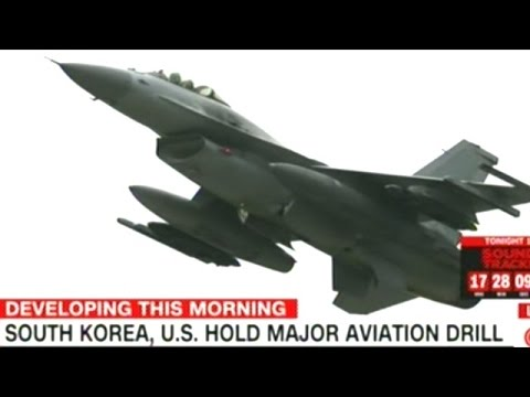 Thumbnail: US Holds Joint WAR GAMES With South Korea In Massive Display Of Military Might!