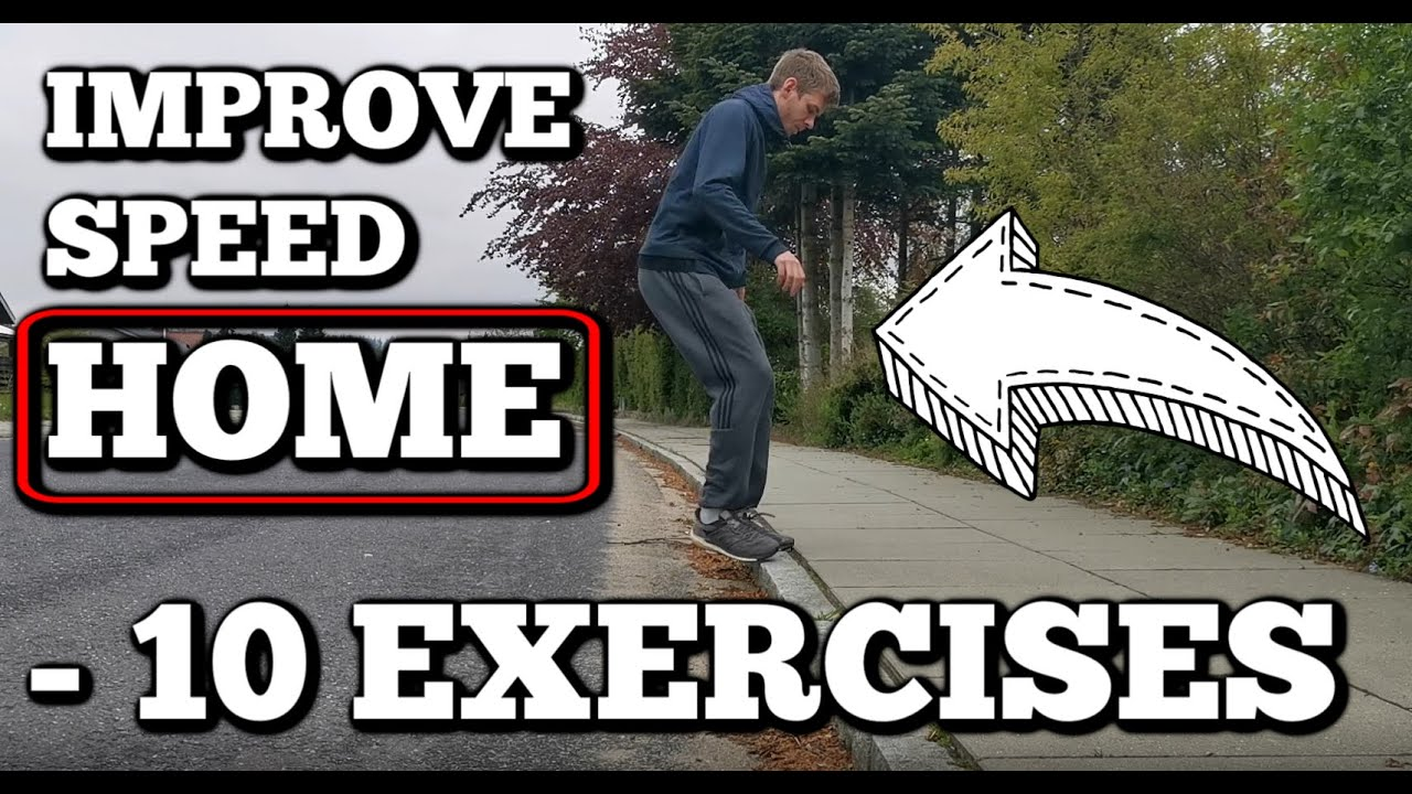 Badminton: SPEED at HOME - 10 Exercises ??