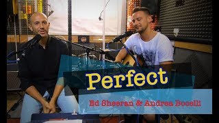 Perfect - Acoustic Cover (Ed Sheeran and Andrea Bocelli) By Christian Panico and Lu Land