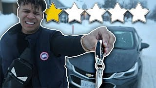 Buying a CAR from the WORST REVIEWED Car Dealership in My City! (1 STAR) *CAR BROKE DOWN*