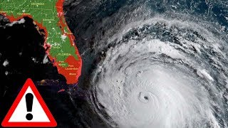 GET OUT NOW!! Hurricane Irma Takes Aim For Florida!! September 9th