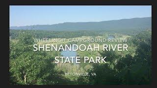 Shenandoah River State Park Review