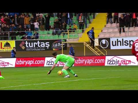A. Alanyaspor 1 - 1 DG Sivasspor #Özet
