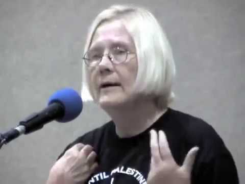 Ann Wright - What Really Happened on the Gaza Freedom Flotilla (Part 1)