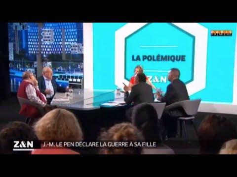 Jean-Marie Le Pen - Zemmour et Naulleau sur Paris Première