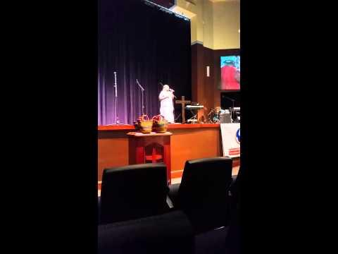 Tiffany Sings Alabaster Box by CeCe Winans