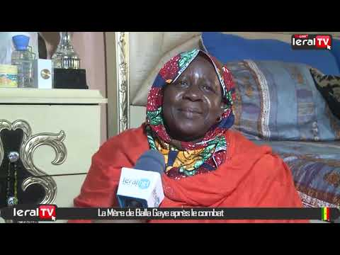 Mère de Balla Gaye 2 :