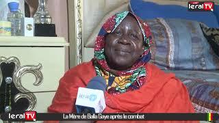 """Mère de Balla Gaye 2 : """"Je remercie tout le Sénégal et les pays de la sous région"""""""