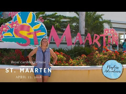 Royal Caribbean Cruise Day 2: Sint Maarten/Saint Martin