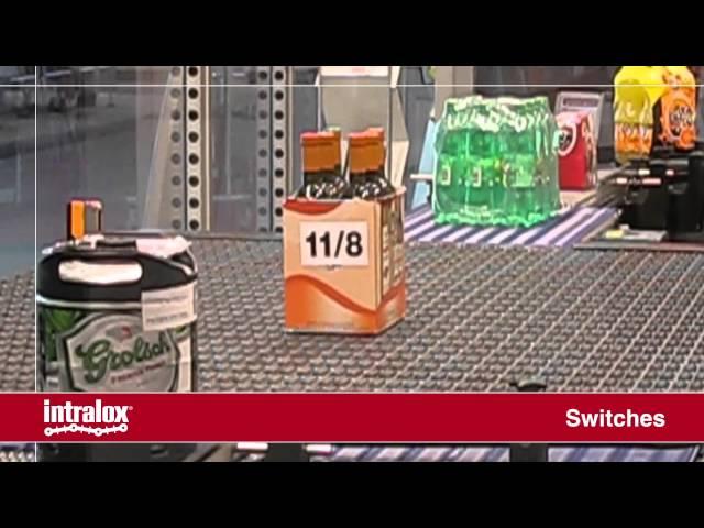 Intralox ARB Switch Conveyors