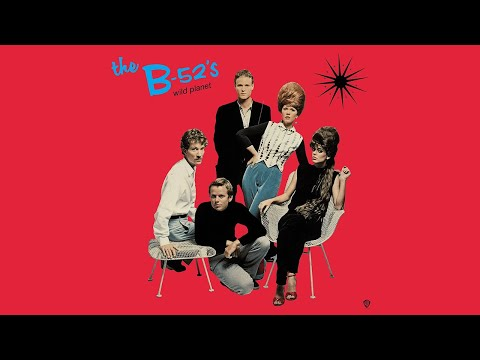 The B-52's - Private Idaho (Official Audio)