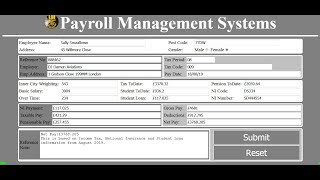How to create a payroll management system using php, css, and html. support more videos from dj oamen, visit poamen paypal https://www.paypal.me/poamen to...