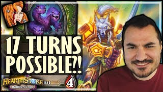 TURN 17 GAMES ARE THE BEST! - Hearthstone Battlegrounds