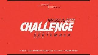 MassiveJoes 10 Week Challenge | 2018 Full Details