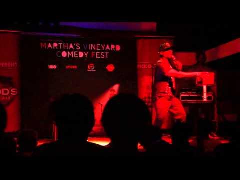 Tony Roberts at Martha's Vineyard Comedy Fest 2015