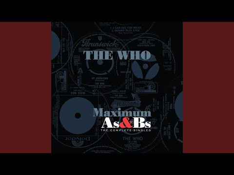 the who heaven and hell mono version