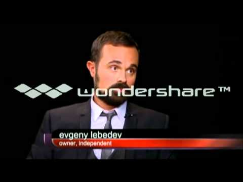 Evgeny Lebedev on Charlie Rose - Part 2