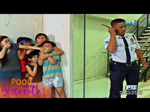 Poor Señorita: The art of escaping security