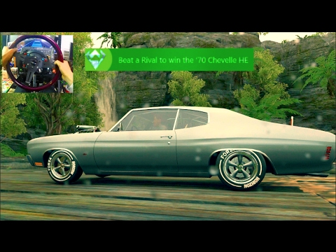 Forza Horizon 3 GoPro Valentines Day Forzathon - RARE Chevelle SS HE + #G2A Crate