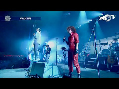 Arcade Fire - Live at Lollapolooza