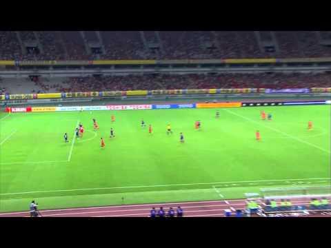 EAFF EAST ASIAN CUP 2015 DPR KOREA vs JAPAN