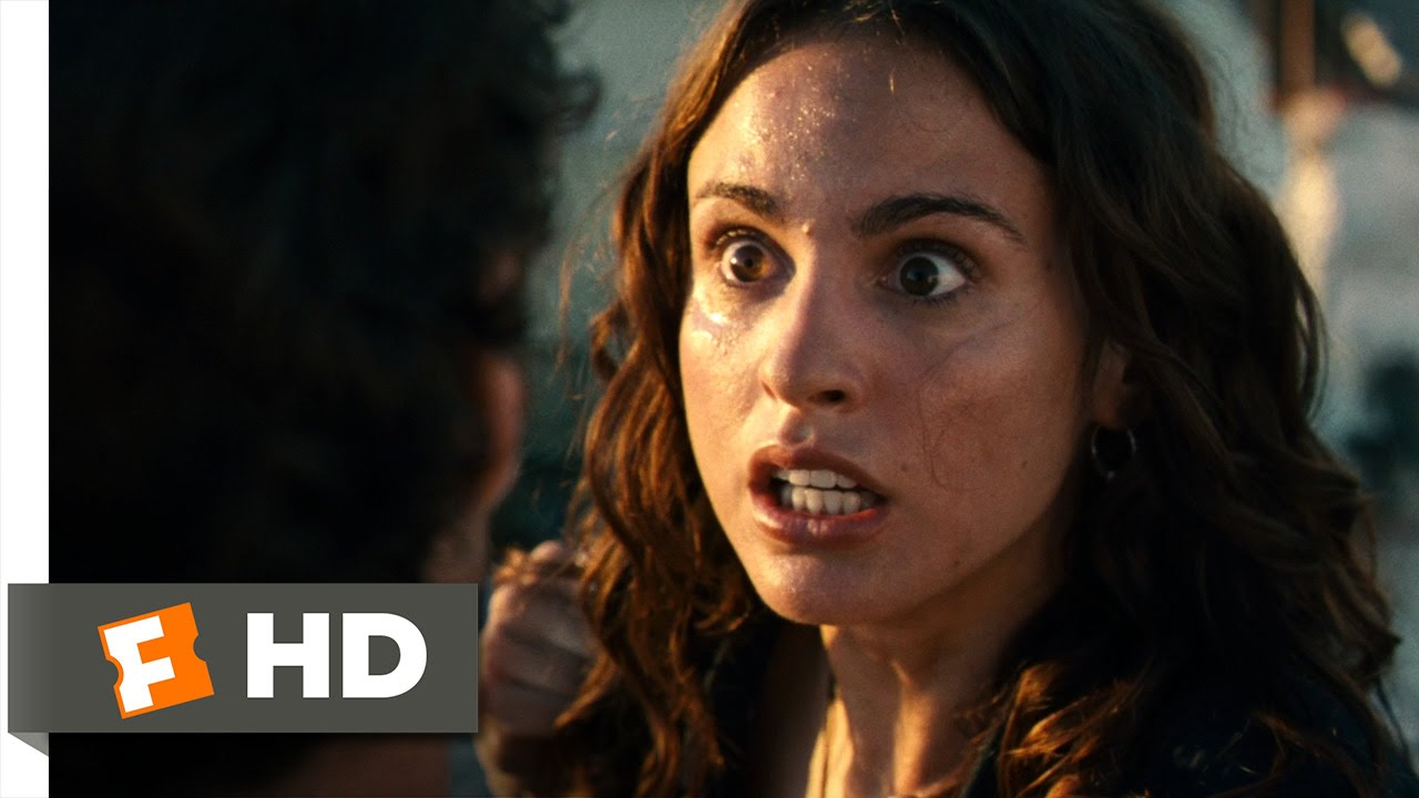 Download The Cold Light of Day (2012) - Finding a Way Down Scene (5/10) | Movieclips