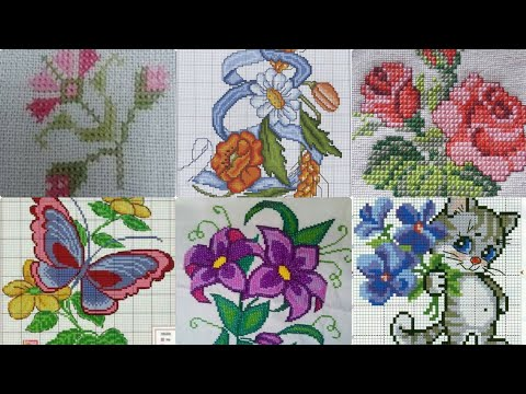 Very Beautiful Cross Stitch New patterns for you