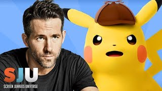 Deadpool's Next Role Is...Pikachu?! - SJU