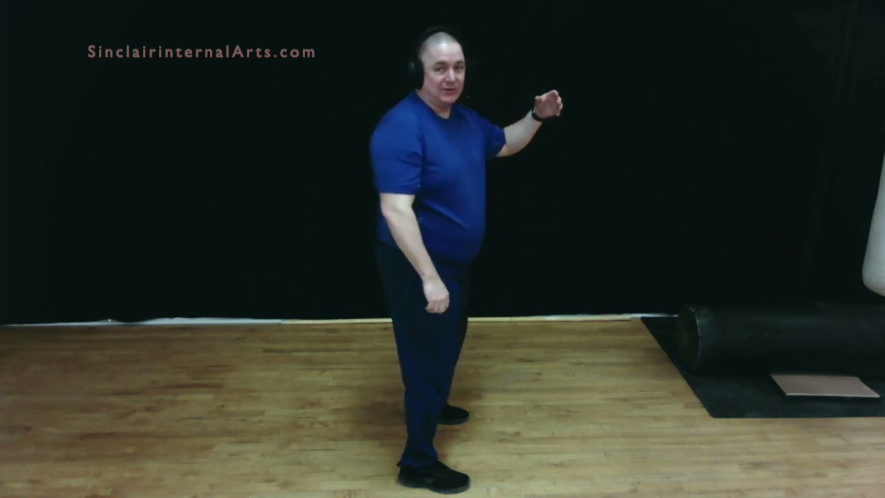 Incomplete Tai Chi Lesson 7: Peng Part 2