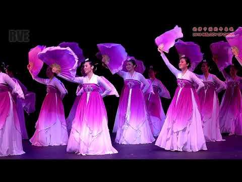 《茉莉花开》《桔梗谣》韵律中国2018 温哥华春晚Melody Of China Vancouver