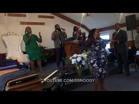 "Praise & Worship At "" The Impact Church"" (Bridgeport, Connecticut )"
