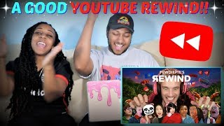 "Pewdiepie ""YouTube Rewind 2018"" REACTION!!!"