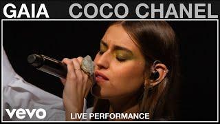 GAIA - Coco Chanel - Live Performance   Vevo