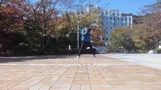 三代目 J Soul Brothers 「Welcome to TOKYO」 サビ dance cover☆モノマネ小僧/ほぼ完コピです☆新曲「Happy?」発売決定おめでとうございます☆