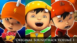BoBoiBoy OST: 13. BoBoiBoy Our Hero