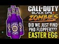Did We Just Find PHD Flopper on Tranzit? Easter egg (Black Ops 2)